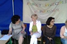 Festyn Ekonomii Społecznej w Bulkowie 30.08.2014r.