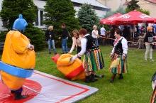 Piknik org. pozarządowych 16.05.2015r