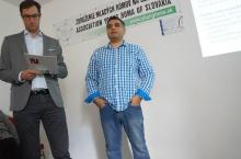 Wizyta studyjna na Słowacji